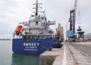 Port de la Rochelle - Delpech Maritime, Manutention portuaire