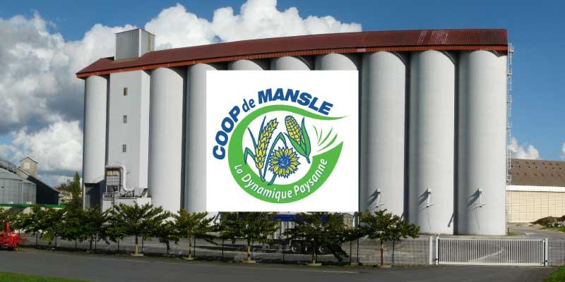 Logo Coop de Mansle
